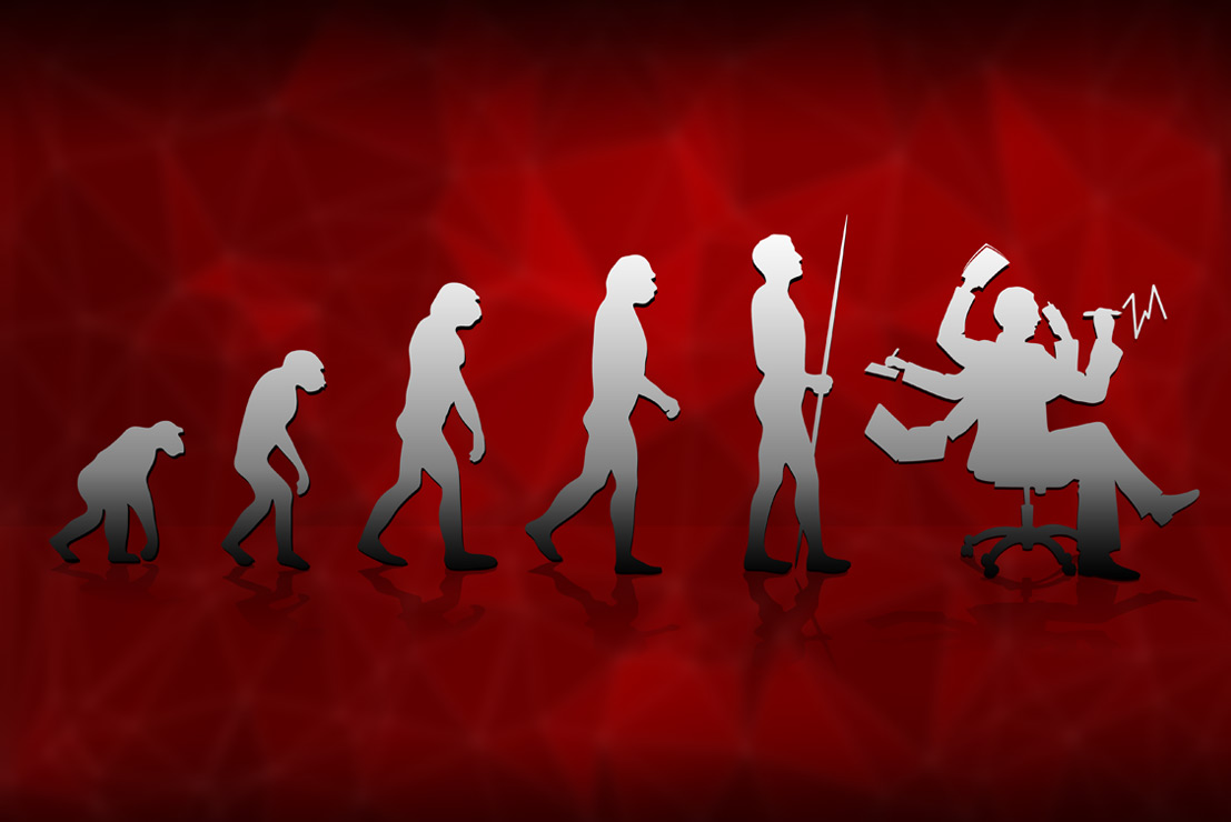 Human Evolution as We Know It Today